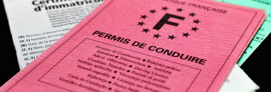 Suspension de permis de conduire